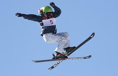 Российская фристайлистка Таталина вышла в финал в слоупстайле на Олимпиаде