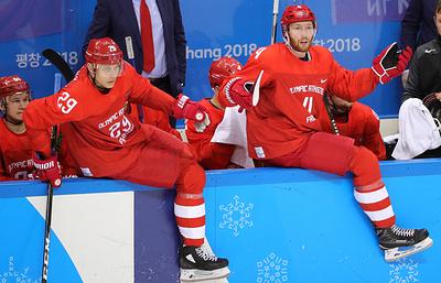 Определились возможные соперники российских хоккеистов в четвертьфинале Олимпиады