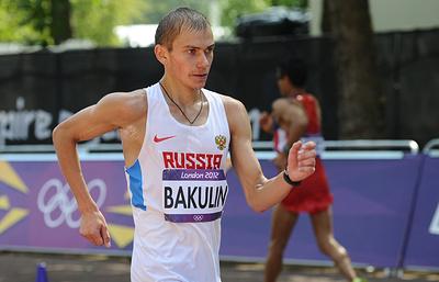 Сергей Бакулин стал победителем командного чемпионата России в ходьбе на 35 км
