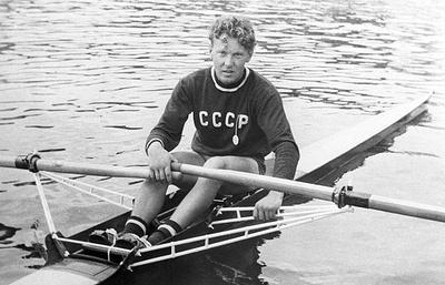 Двукратный олимпийский чемпион по гребле Юрий Тюкалов скончался на 88-м году жизни