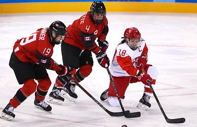 Сосина: российские хоккеистки разберут игру с финками в группе перед матчем за бронзу ОИ