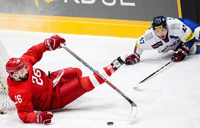 Телекомментатор NBC подвергся критике за высказывание о российском хоккеисте Войнове