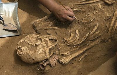 СМИ: человеческие останки возрастом 10 тыс. лет найдены в подводной пещере в Мексике