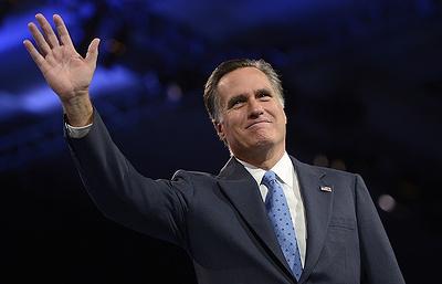 Трамп поддержал решение экс-кандидата в президенты США Ромни баллотироваться в Сенат