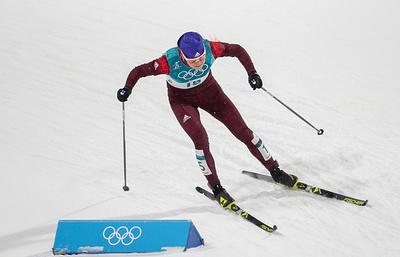 Лыжницы Непряева и Белорукова вышли в финал ОИ в командном спринте свободным стилем