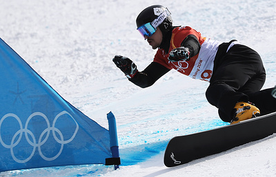 Сноубордист Уайлд уверен в том, что он чист от допинга
