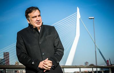 Саакашвили заявил о готовности приехать на Украину для следственных действий