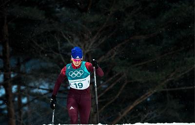 Лыжница Непряева объявила о досрочном завершении сезона из-за болезни