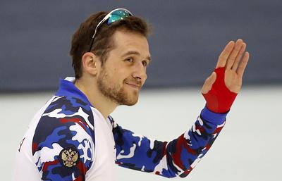Конькобежец Юсков заявил, что этап Кубка мира в Минске дается ему физически тяжело