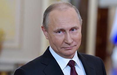 ВЦИОМ: Путин с 73,9% голосов побеждает на выборах президента РФ в первом туре