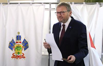 Титов надеется, что его экономическая программа после выборов станет основной в стране