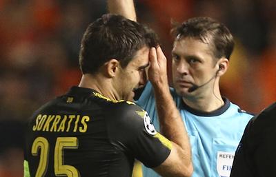 Назначены судьи на матчи сборной России по футболу с командами Бразилии и Франции