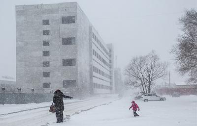 Мощный циклон принесет в регионы Сибири метели, дождь и сильный ветер