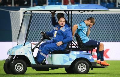 Футболист Кокорин сделает все возможное, чтобы скорее восстановиться после операции