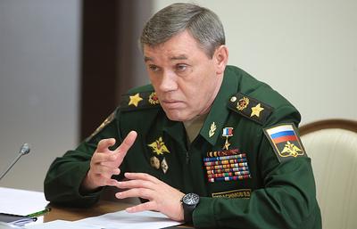 В России на всех стратегических направлениях созданы группировки носителей крылатых ракет