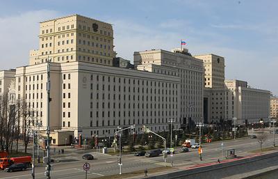 Минобороны РФ обвинило Лондон в постановке провокации в городе Дума с якобы химоружием