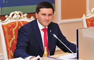 Доход губернатора ЯНАО Дмитрия Кобылкина увеличился на 5 млн рублей