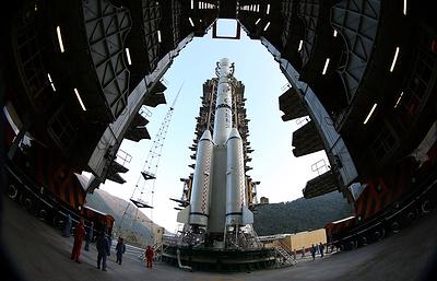 """Китай в мае запустит три спутника для лунной миссии """"Чанъэ-4"""""""