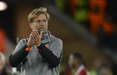 """Тренер """"Ливерпуля"""" Клопп: не мог и мечтать о разгроме """"Ромы"""" в Лиге чемпионов"""