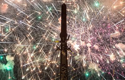В День Победы в Москве запустят праздничные фейерверки и салюты с 33 площадок