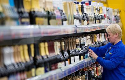 Продажу алкогольной продукции ограничат в Москве на 24 дня в период ЧМ-2018