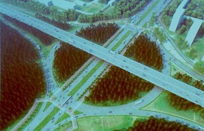 В Екатеринбурге объявлен тендер на модель реконструкции крупной дорожной развязки
