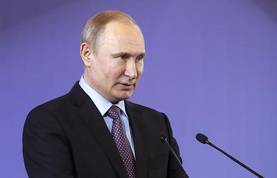 Путин пообещал лично оценить первый российский электромобиль на солнечных батареях