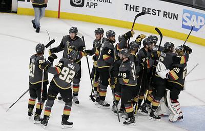 """Тренер: """"Вегас"""" не удовлетворен выходом в финал плей-офф НХЛ"""