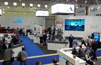 """Корпорация """"Пумори"""" приняла участие в главной выставке российского машиностроения"""