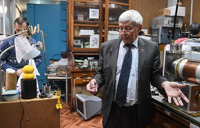 Всеобщая физика с дымом и искрами