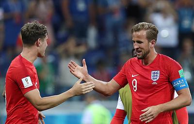 Кейн: игроки сборной Англии воспользовались репеллентами перед матчем на ЧМ