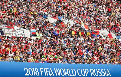 Бельгийцы и англичане подтвердили статус фаворитов ЧМ, победив в матчах первого тура