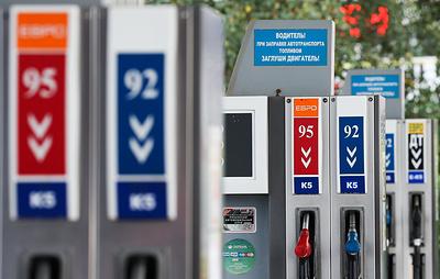 Цены на бензин на Северном Кавказе продолжают расти