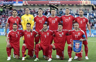 Футбольный союз Сербии подаст протест в ФИФА на судейство в матче ЧМ с командой Швейцарии