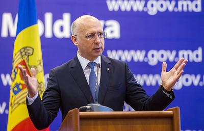 Премьер Молдавии заявил, что резолюция ООН по Приднестровью не направлена против России
