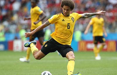 """Футболист сборной Бельгии Витсель заявил, что он по-прежнему остается болельщиком """"Зенита"""""""