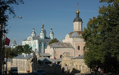 Смоленский Свято-Успенский собор XVII века передан в собственность РПЦ