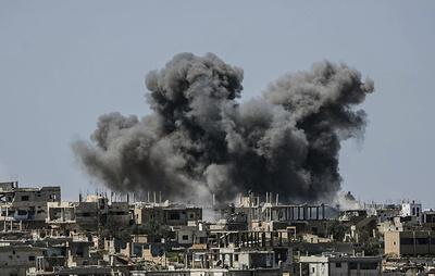 МО РФ: лидеры вооруженных формирований провинции Дераа согласились на прекращение огня