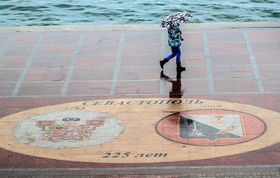 Депутаты не поддержали законопроект об смене герба Севастополя