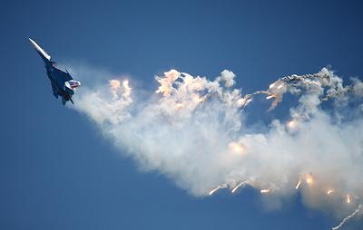 """Командующий ВВС назвал успешным прошедшее под Рязанью шоу """"Авиамикс"""""""