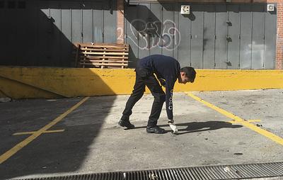 Венесуэльский политик опубликовал видео взрыва дрона во время выступления Мадуро