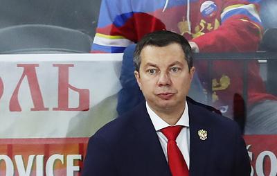 Воробьев: в российском хоккее есть суперзвезды, но нужно подтянуть средний уровень