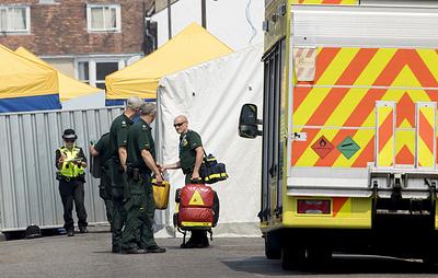 СМИ: Лондон готов направить Москве запрос об экстрадиции двух россиян