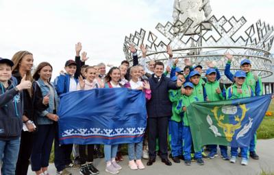 Более 50 юных спортсменов ЯНАО участвуют в Международном фестивале национального спорта