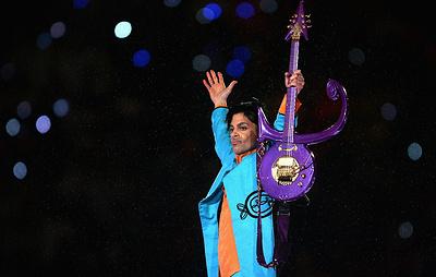 Guardian: раритетную копию альбома Принса продали за рекордную сумму
