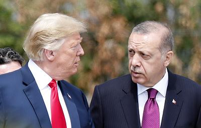 Спокойствие, только спокойствие. Выведет ли Трамп из равновесия Эрдогана?