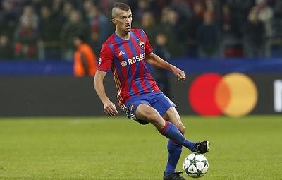 Еременко перед отбытием дисквалификации не договаривался о возвращении в ФК ЦСКА