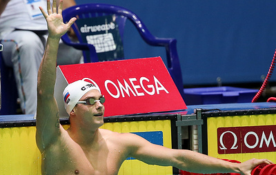 Пловец Морозов считает, что на чемпионате Европы его подвела акклиматизация