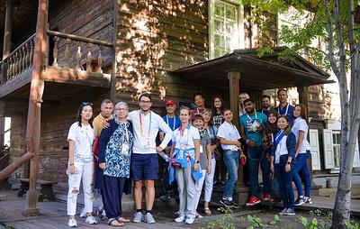 Участники форума FISU посетили главные достопримечательности Красноярского края