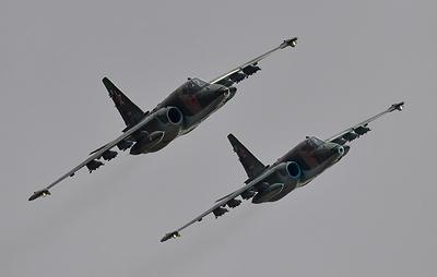 Модернизированные штурмовики Су-25 пополнят российскую авиабазу в Киргизии